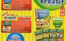 paket anak kreatif