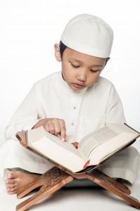 privat membaca Al Qur'an